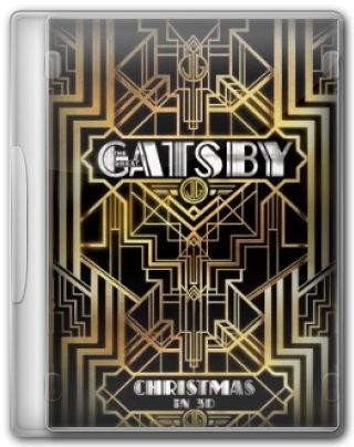 Capa do Filme The Great Gatsby