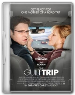 Capa do Filme The Guilt Trip