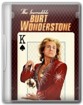 Capa do Filme The Incredible Burt Wonderstone