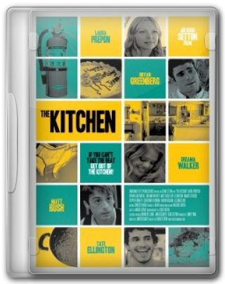 Capa do Filme The Kitchen