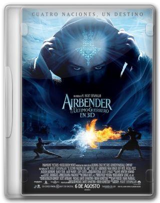 Capa do Filme O Último Mestre do Ar