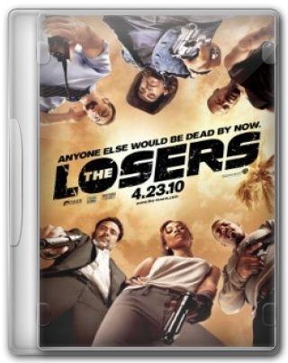 Capa do Filme Os Perdedores