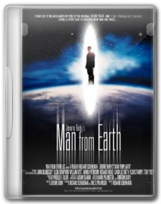 Capa do Filme The Man from Earth