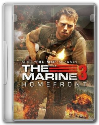 Capa do Filme The Marine 3 Homefront