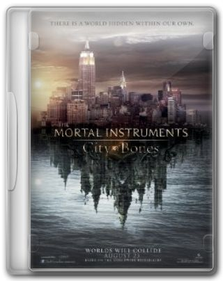 Capa do Filme The Mortal Instruments: City of Bones