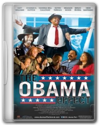 Capa do Filme The Obama Effect