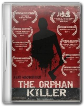 Capa do Filme The Orphan Killer