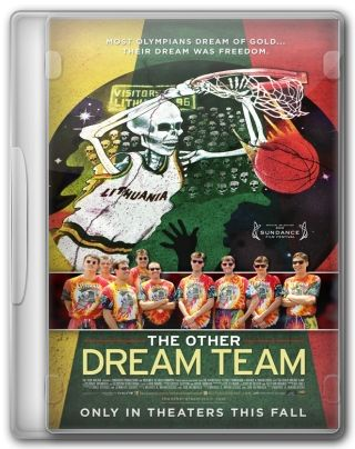 Capa do Filme The Other Dream Team