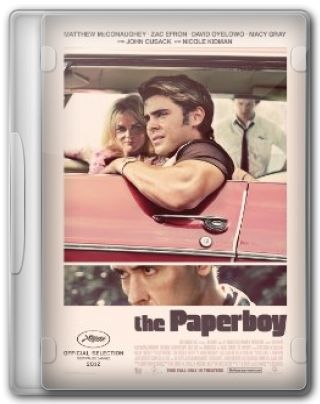 Capa do Filme The Paperboy