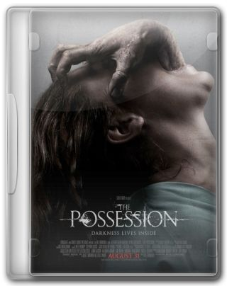Capa do Filme The Possession