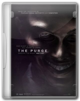 Capa do Filme The Purge