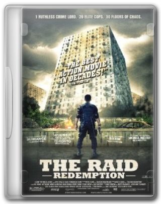 Capa do Filme The Raid Redemption