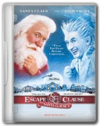 Capa do Filme The Santa Clause 3: The Escape Clause