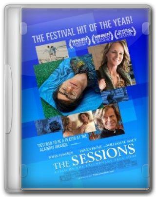 Capa do Filme The Sessions