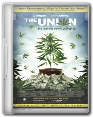 Capa do Filme The Union: The Business Behind Getting High