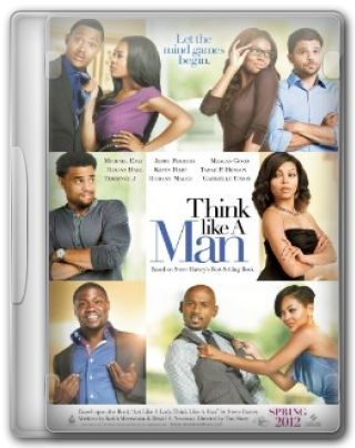 Capa do Filme Think Like a Man