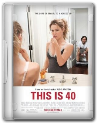 Capa do Filme This Is 40