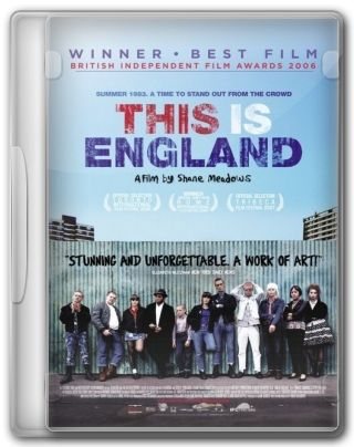 Capa do Filme This Is England