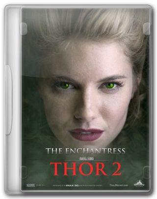 Capa do Filme Thor 2