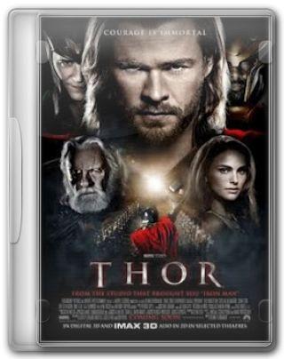 Capa do Filme Thor