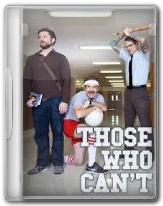 Capa do Filme Those Who Can\'t