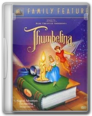 Capa do Filme Thumbelina
