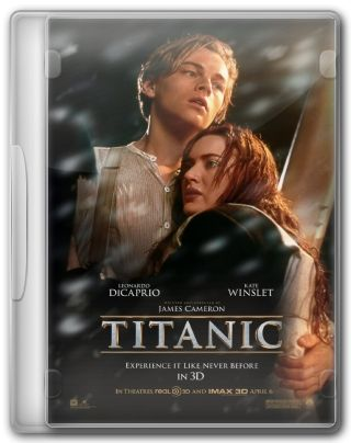 Capa do Filme Titanic