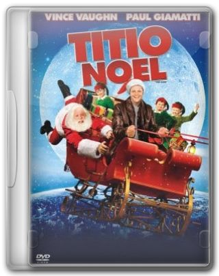 Capa do Filme Titio Noel