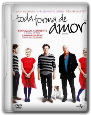 Capa do Filme Toda Forma de Amor