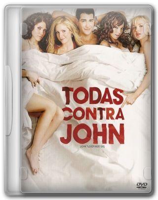 Capa do Filme Todas Contra John