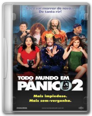 Capa do Filme Todo Mundo em Pânico 2