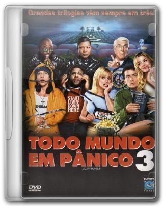 Capa do Filme Todo Mundo em Pânico 3