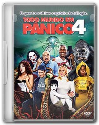 Capa do Filme Todo Mundo em Pânico 4