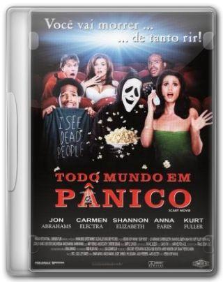 Capa do Filme Todo Mundo em Pânico