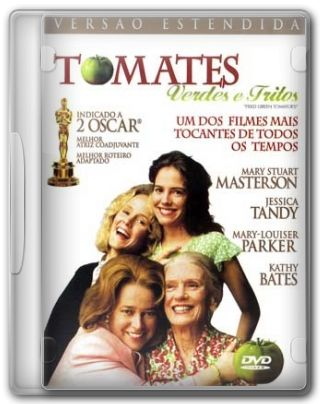 Capa do Filme Tomates Verdes Fritos