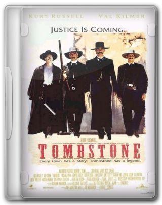 Capa do Filme Tombstone A Justiça Está Chegando