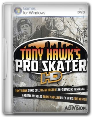 baixar capa Tony Hawk's Pro Skater HD