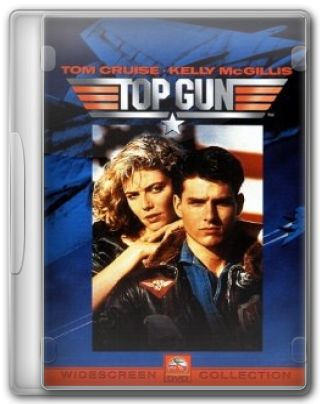 Capa do Filme Top Gun Ases Indomáveis