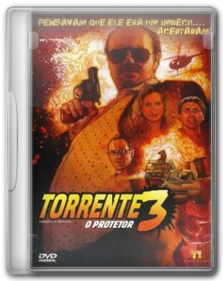 Capa do Filme Torrente 3 O Protetor