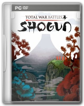 Capa Jogo Total War Battles SHOGUN PC