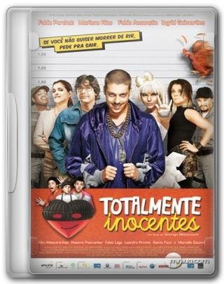 Capa do Filme Totalmente Inocentes