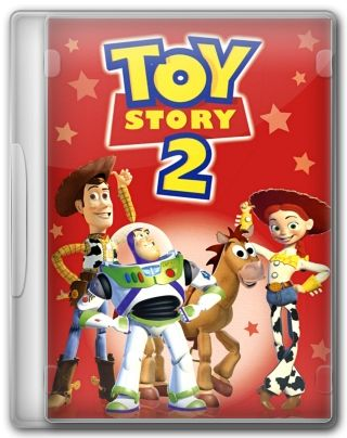 Capa do Filme Toy Story 2