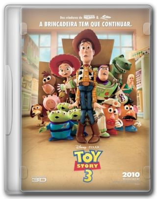 Capa do Filme Toy Story 3