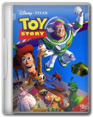 Capa do Filme Toy Story