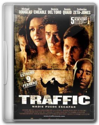 Capa do Filme Traffic: Ninguém Sai Limpo