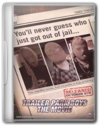 Capa do Filme Trailer Park Boys: The Movie