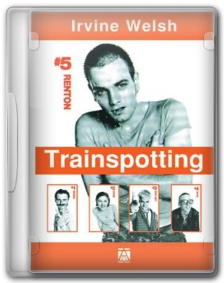 Capa do Filme Trainspotting Sem Limites