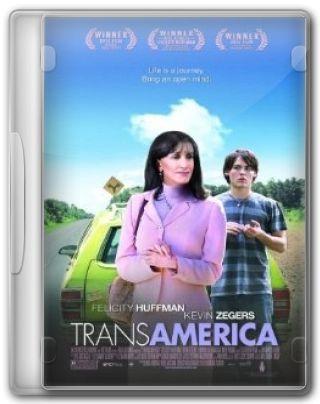Capa do Filme Transamérica