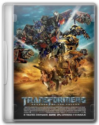 Capa do Filme Transformers: A Vingança dos Derrotados