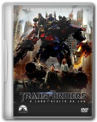 Capa do Filme Transformers: O Lado Oculto da Lua